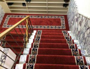 merdiven halı kaplama